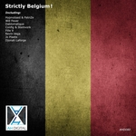 VARIOUS - Strictly Belgium! (Front Cover)