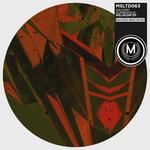 GALVINO/NORBERQUE - Melacom EP (Front Cover)