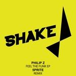 PHILIP Z - Feel The Funk EP (Front Cover)