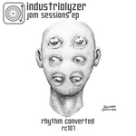 INDUSTRIALYZER - Jam Sessions EP (Front Cover)