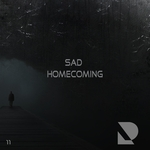 STEVE REDHEAD - Sad Homecoming (Front Cover)