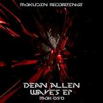 DEAN ALLEN - Waves EP (Front Cover)