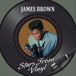 JAMES BROWN - Stars From Vinyl (Front Cover)