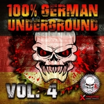 VARIOUS - 100% German Underground Vol 4 (Front Cover)