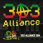 BENJI303 - 303 Alliance 004 (Front Cover)