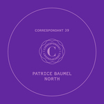 PATRICE BAUMEL - North EP (Front Cover)