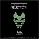 LUIS ALBERTO - Fallin EP (Front Cover)