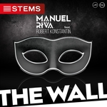 MANUEL RIVA feat ROBERT KONSTANTIN - The Wall (Front Cover)