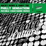 MICKY MORE/ANDY TEE - Philly Sensation (Front Cover)