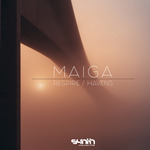 MAIGA - Respire/Havens (Front Cover)