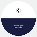 URIAH KLAPTER - Hashomer (Front Cover)