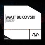 MATT BUKOVSKI - Legenda (Front Cover)