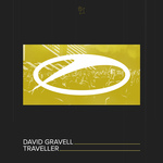 DAVID GRAVELL - Traveller (Front Cover)