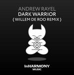 ANDREW RAYEL - Dark Warrior (Front Cover)