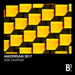 VARIOUS - Brobot - Amsterdam 2017 ADE Sampler (Front Cover)
