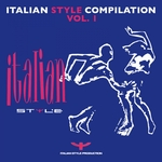 VARIOUS - Italian Style Compilation Vol 1 (Front Cover)
