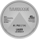 LAUER - Pile (Front Cover)