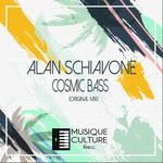 ALAN SCHIAVONE - Cosmic Bass (Front Cover)