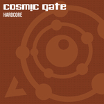 COSMIC GATE - Hardcore (Front Cover)