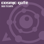 COSMIC GATE - Back To Earth (Front Cover)