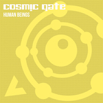 COSMIC GATE - Human Beings (Front Cover)