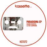 GIANNI RUOCCO/LE ROI CARMONA - Paradigma EP (Front Cover)