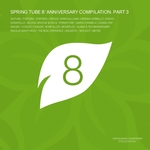 TECHNODREAMER/VARIOUS - Spring Tube 8th Anniversary Compilation Part 3 (unmixed tracks) (Front Cover)