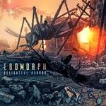 EGOMORPH - Delightful Horror (Front Cover)