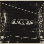 VARIOUS - BLACK 002 (Front Cover)