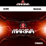 DJ_VIPE - Mysterias (Front Cover)