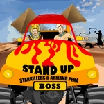 STARKILLERS - Stand Up (Front Cover)