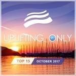 VARIOUS - Uplifting Only Top 15: October 2017 (Front Cover)