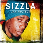 SIZZLA - Jah Protect (Front Cover)