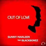 SUNNY MARLEEN feat BLACKBONEZ - Out Of Love (Front Cover)