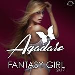 AGADARO - Fantasy Girl 2K17 (Front Cover)