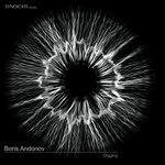 BORIS ANDONOV - Digging (Front Cover)