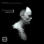 THE HUMANOID - Breaking Point (Front Cover)
