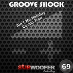 GROOVE SHOCK - Cosmo Tron (Front Cover)