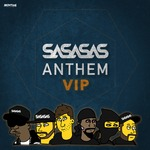 SASASAS - Anthem (Front Cover)