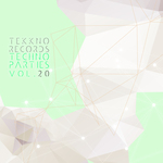 VARIOUS - Techno Parties Vol 20 (Front Cover)