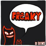 BOTNEK - Freaky (Front Cover)