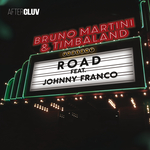 BRUNO MARTINI feat JOHNNY FRANCO - Road (Front Cover)