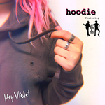 HEY VIOLET - Hoodie (Front Cover)