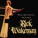 RICK WAKEMAN - The Journey (The Essential) (Front Cover)