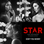 STAR CAST feat QUEEN LATIFAH - Don't You Worry (Front Cover)