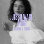 JESSIE WARE - Alone (Front Cover)