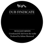 DUB SYNDICATE - Boggled Minds (Front Cover)