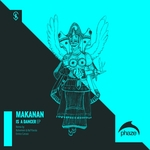 MAKANAN - Is A Dancer EP (Front Cover)