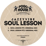 JAZZYVIBE - Soul Lesson (Front Cover)