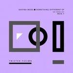 DAVINA MOSS - Something Different EP (Front Cover)